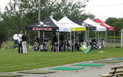 Looking for new clubs to improve your game?  Demo Days are coming up June 7th and 8th! Call for details….519-621-9233.