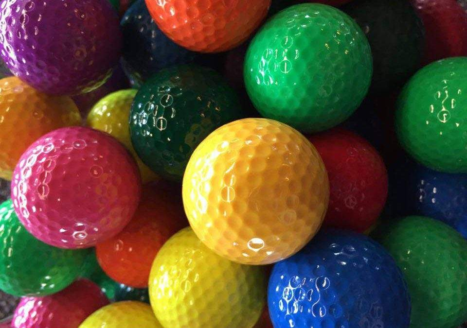 Don't forget!  Moms minigolf for FREE on Mother's Day!